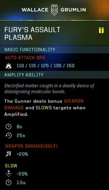 Assault Plasma Gearbox