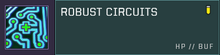 Robust circuit title