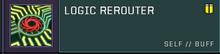 Logic Rerouter title