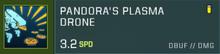Pandora Utility Slot