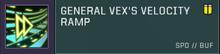 Vex Propulsion Slot