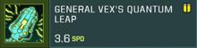 Vex Utility Slot