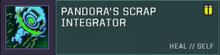 Pandora Offensive Slot