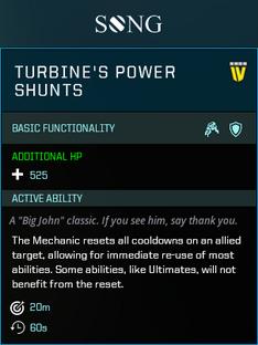 Turbine Power