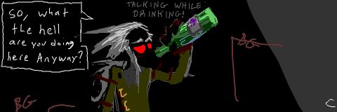 Talkingwhiledrinking