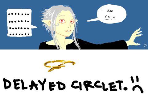 Delayedcirclet
