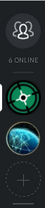 Discord-bar
