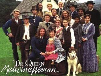 dr. quinn medicine woman