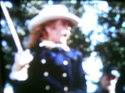 Dalton as Custer