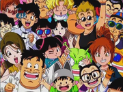 Dr.slump the end