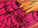 Caramel man 009 defeat