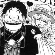 Senbei&MidoriMarried