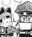 PolicePeasuke&Arale