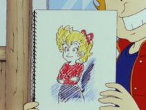 Akane's self portrait
