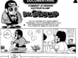 This Is How I Draw Dr. Slump, Y'all!