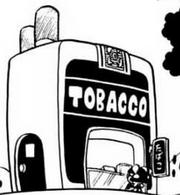 Tabacco manga