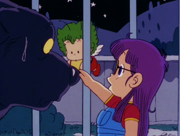 Arale Petting Bear