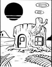 Hiyoko's house