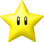 Starman - Mario Kart Wii