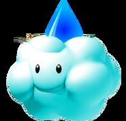 Rain Cloud (Mario Kart DS)