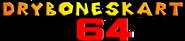Dry Bones Kart 64 Logo