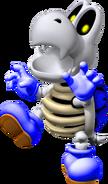 Blue Dry Bones - Super Koopa 64