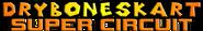 Dry Bones Kart Super Circuit Logo