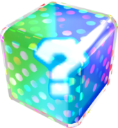 Item Box - Mario Kart Wii