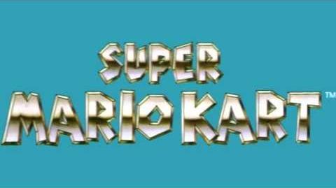 SNES Choco Peninsula 1 - Dry Bones Kart Wii Music Extended