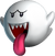 Boo - Mario Party 7 Mirrored