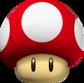 Mushroom - Mario Kart Wii