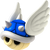 Blue Spiny Shell - Mario Kart Wii