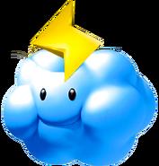 Lightning Cloud - Mario Kart DS