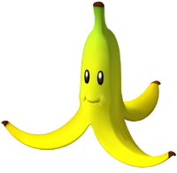 Banana Peel - Mario Kart Wii