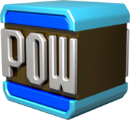 Saturated POW Block - Mario Kart Wii