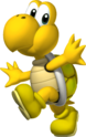 Yellow Koopa