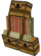 Elephant chest model