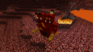 Fire ogre nether