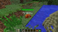 Tamed crab