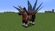 Fairy horse armor