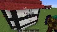 Builder hammer mushrooms