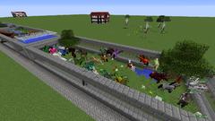 Horses zoo
