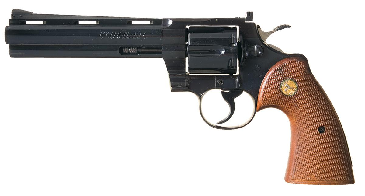 Colt Python | The Divided States of America - Pulp 1955 Wiki