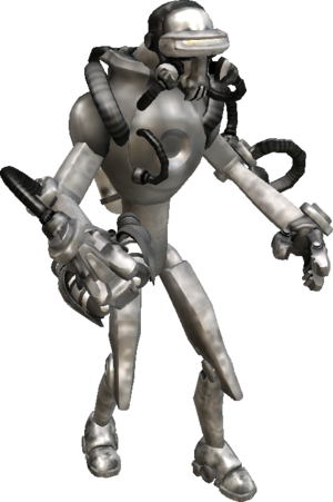 X-Bot Pose