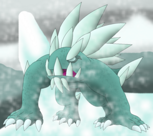 Snow Crawler Art