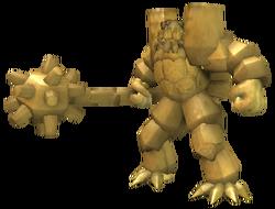Cargon, the Terra King