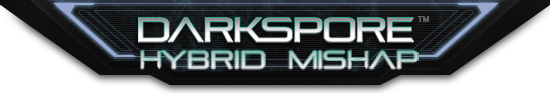 Darkspore Hybrid Mishap Logo