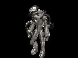 X-Bot, the Crazed Gamer