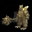 Cargon, the Terra King γ