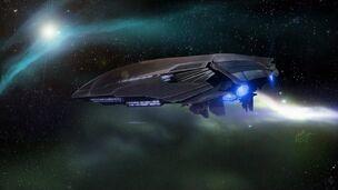 Crogenitor Ship